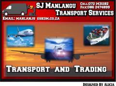 SJ Manlangu Transport Services