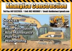 Khanyisa Construction