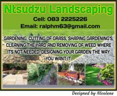 Ntsudzu Landscaping