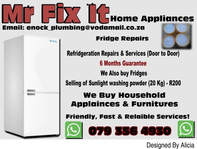 Mr Fix It Home Appliances
