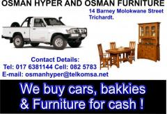 Osman Hyper and Osman Furniture