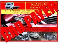 Manjeya Repairs & Services