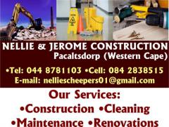 Nellie & Jerome Construction
