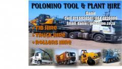 Polomino tool & plant hire