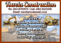 Tswela Construction