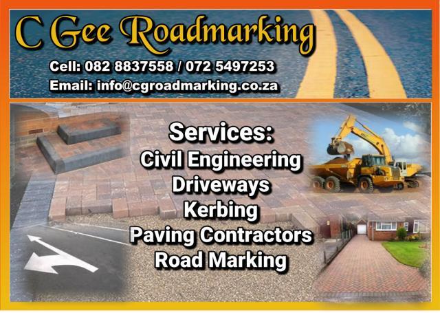 C Gee Roadmarking