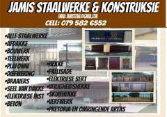 Jamis Staalwerke & Konstruksie