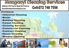 Manganyi Cleaning Services