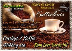 Die Groente Mandjie / Slaghuis / Koffiehuis