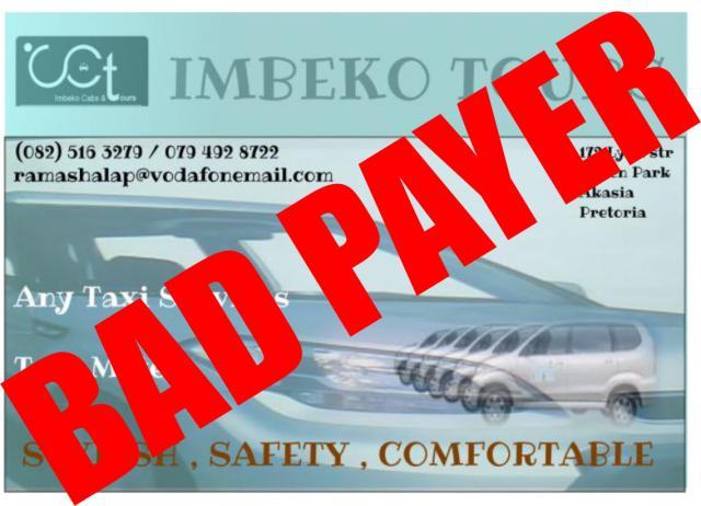 Imbeko Tours