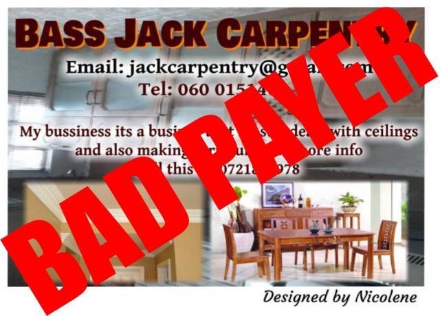Bass Jack Carpentry