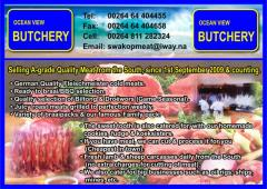 Ocean View Butchery