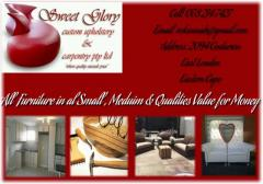 Sweet Glory Upholstery Carpentry Manufacture