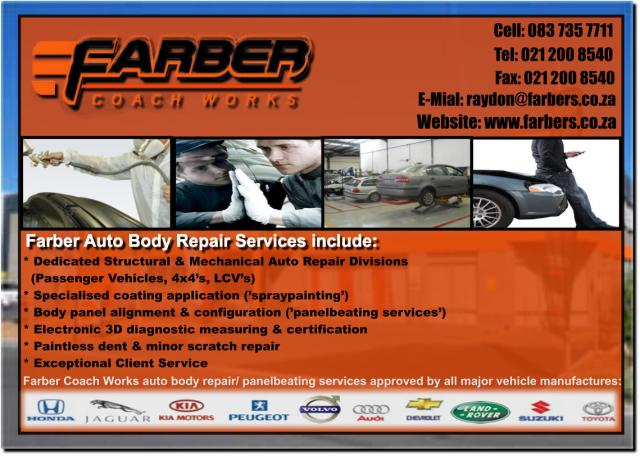 Farber Coach Works