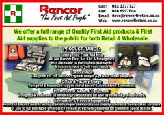 Rencor First Aid