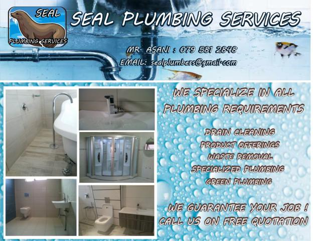 Seal Plumbing Services