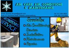 Air Care Air Conditioning