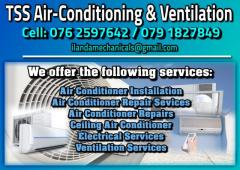 Tss Air-conditioning And Ventilation