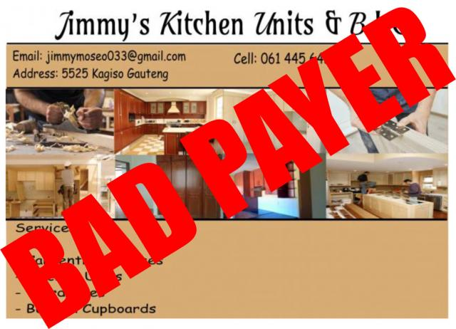 Jimmy's Kitchen & B.I.C