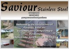 Saviour Stainless Steel