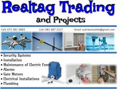 Realtag Trading and Projects
