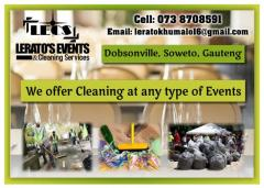 Lerato's Event Cleaning Services