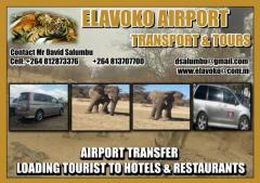 ELAVOKO AIRPORT TRANSPORT & TOURS