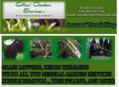 Ellias Garden Services
