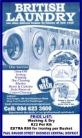 British Laundry & Dry Cleaning
