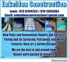 Enkeldon Construction