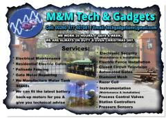 M&M Tech & Gadgets