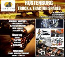 Rustenburg Truck and Tractor Spares