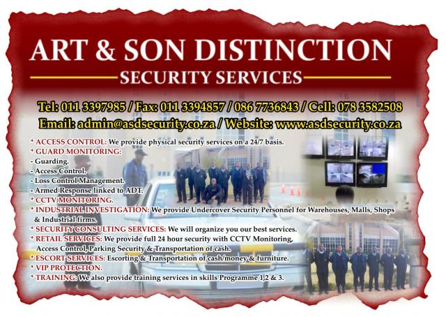 ASD Security & Cleaning
