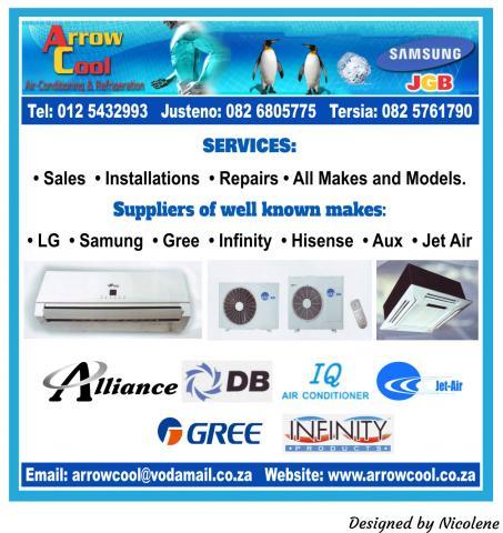 JGB Airconditioning