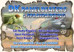 DK Panelbeaters & Spraypainters