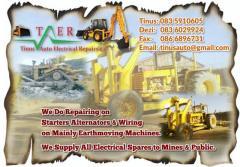 Tinus Auto Electrical Repairs cc