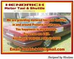 Hendrick Meter Taxi and Shuttles