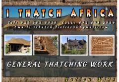 I Thatch Africa cc