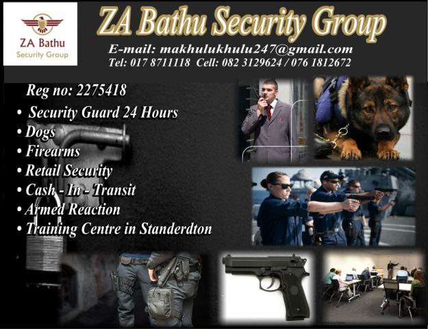 ZA Bathu Security Group