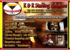 K & K Staffing Solutions
