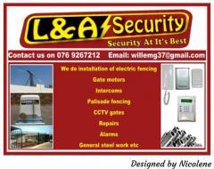 L & A Security