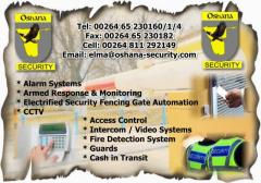 Oshana Security cc