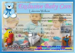 Exclusive Baby Care