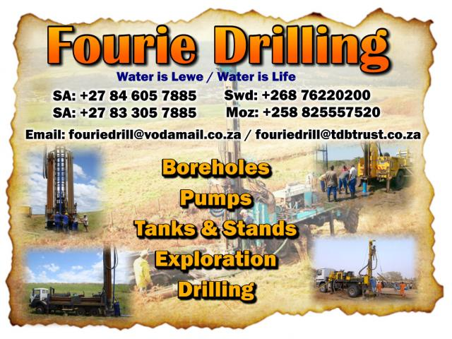 Fourie Drilling