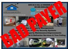 Tshanembeledzi All Round Property Management pty ltd