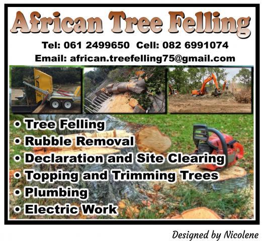 African Tree Felling