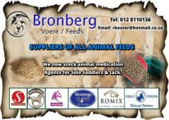 Bronberg Voere / Feeds