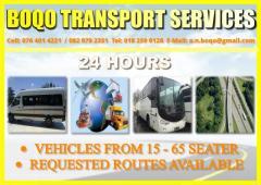 BOQO TRANSPORT SERVICES
