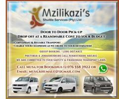 Mzilikazi Shuttle Services (Pty) Ltd
