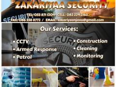 Zakariyaa Security